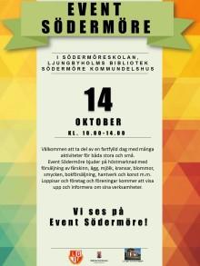 Event Södermöre - en del av demokrativeckan i Södermöre
