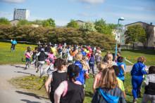 Skolstafetten Järva – löparglädje för 2 000