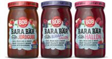 Fullproppad med bara bär och frukt ger BOB Bara Bär & Frukt en härlig smak av sommaren