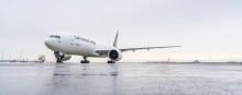 Lufthansa Cargo welcomes brand-new Boeing 777F to Frankfurt