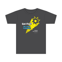 Tech Trailblazers Awards give away free t-shirts in #TTAwards #blazingTshirts Twitter campaign