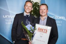 Arkitekt blev Årets Projektledare 2016