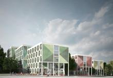 Järntorget tilldelas markanvisning för 400 studentlägenheter i Kärrtorp