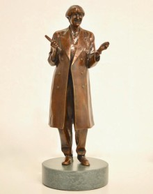 ​Limited edition Victoria Wood scale sculptures on sale to raise funds for memorial statue