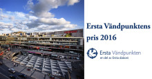 Ersta Vändpunktens pris 2016 går till Kulturhuset Stadsteatern