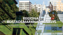 Bostadsmarknaden i Skåne  möter behovet - men inte för alla