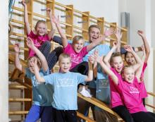 Nestlé For Healthier Kids -kerhot jatkuvat Suomessa: Ilmainen iltapäiväkerho liikuttaa tuhansia