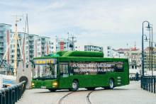 AGA stödjer Keolis satsning på förnybart bränsle