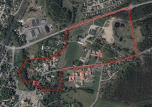 Förslag på utveckling av Naturbruksområet i Osby