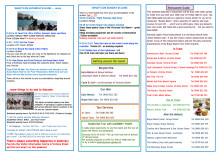 Alderney's 25th Fly-In Programme of Events 2017