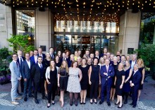 Scandicin kansainvälisestä koulutusohjelmasta valmistui tänä vuonna 18 tulevaisuuden johtajaa