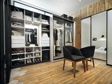 Walk-in closet: Få 5 gode ideer til din garderobe