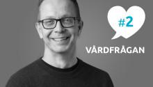 Nytt avsnitt av podden Vårdfrågan - IBS med Perjohan Lindfors
