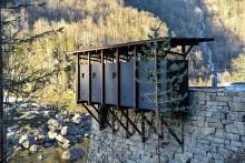 Allmannajuvet: любителям истории и современной архитектуры