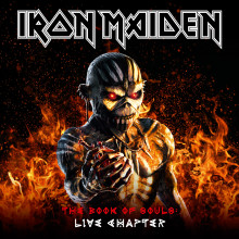 Live-album fra Iron Maiden