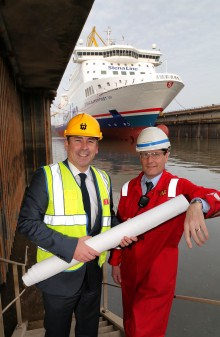 Stena Line Invests £6M in Fleet Upgrade Work