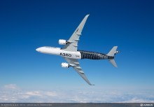 Cobham AVIATOR 200S will also be available on the A350 XWB