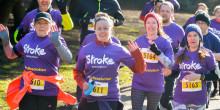 Research shows that a Resolution Run in Nottingham can cut your stroke risk