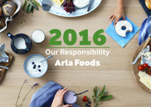 ​New report on Arla's responsibility in 2016