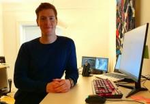 Joakim Jonsson, ny medarbetare på Zert!