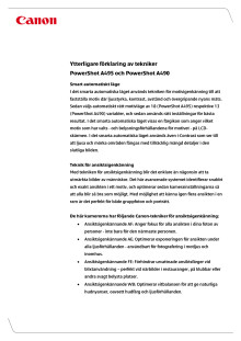Teknisk förklaring PowerShot A490_A495