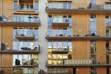 Stillastående på bostadsmarknaden under oktober