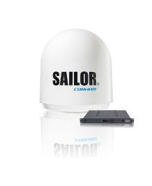 Cobham SATCOM: SAILOR 900 VSAT High Power Launches