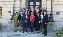 Borgmästarmöte i Malmö ska göra världen energismartare