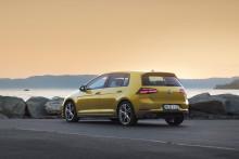 Volkswagen Golf Sverige-etta i februari