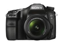 Sony confirme son engagement à la monture A et présente l'appareil photo α68, l'autofocus maîtrisé
