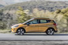 Vadonatúj Ford Fiesta Active: egy SUV vonzereje és a Fiesta felhőtlen vezetési élménye