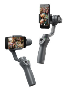 DJI Reveals New Handheld Camera Stabilisers At CES 2018