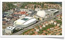 Städning i världsklass på Tele2 Arena