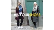 DinSko utmanar fördomar i miniserien #InYourShoes