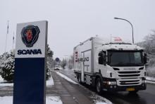 Scania leverer værksted på hjul til Barslund