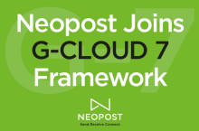 Neopost Joins G Cloud 7 Framework