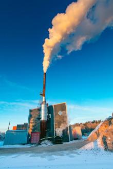 Solör Bioenergi ny aktör inom fjärrvärmen i Herrljunga