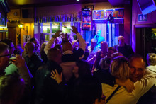 Stemningsfulde Knejpe Festival byder på folkefest i Helsingør for syvende år i træk