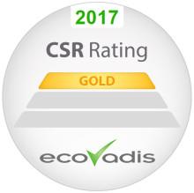 TCL Communication får høyeste anerkjennelse for arbeid for en bærekraftig utvikling av EcoVadis