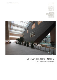 Vestas HQ - Fakta