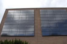 Hälften av Skånes el kan komma från solceller