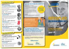 Program Mötesplats SM-veckan