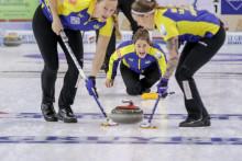Svensk premiar seger i curling em
