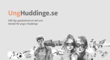 Ny webbplats för ungdomar i Huddinge