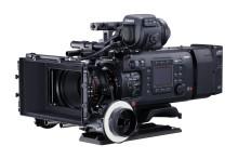 Canon presenterar Cinema EOS-seriens nya flaggskepp – fullformatskameran C700 FF