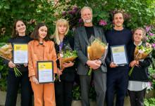Här är årets Svensk Form-stipendiater