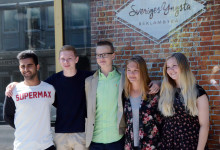 Pressrelease: Nu öppnar Sveriges yngsta reklambyrå
