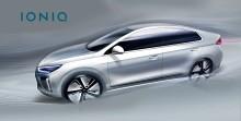 Smygtitt på nya Hyundai IONIQ