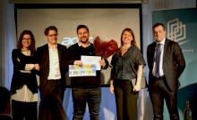 Digital relationsbyggare blev Årets Studentföretagare