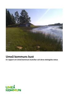 Umeå kommuns kust -En rapport om Umeå kommuns kustvikar och dess ekologiska status